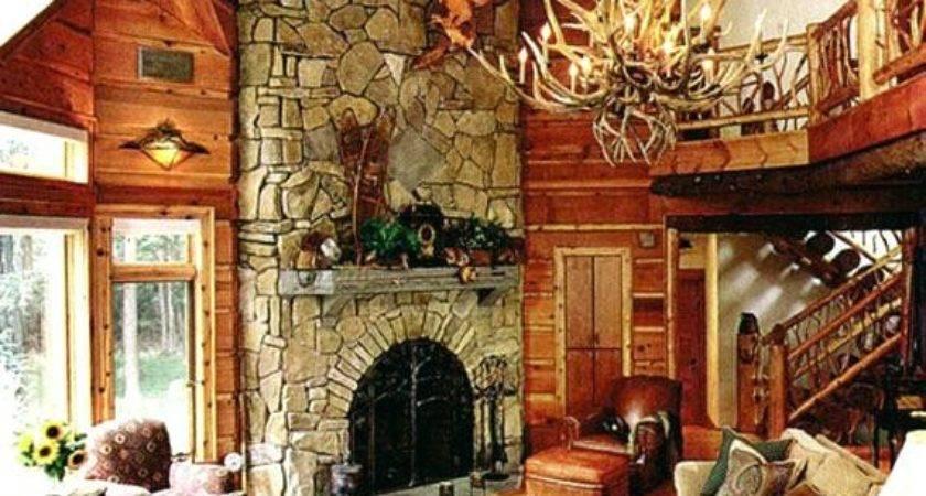 Mountain Home Decor Idea Log New Interior Decorating