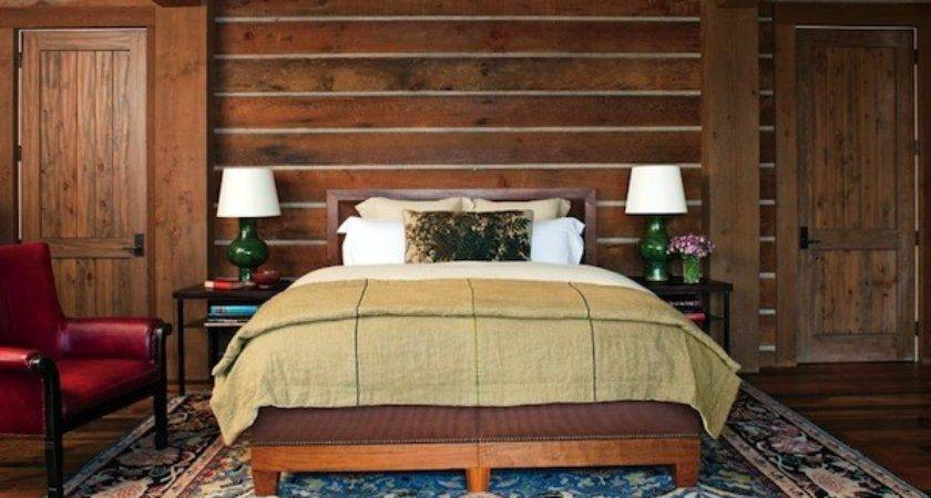 Mountain House Montana Modern Bedroom Home