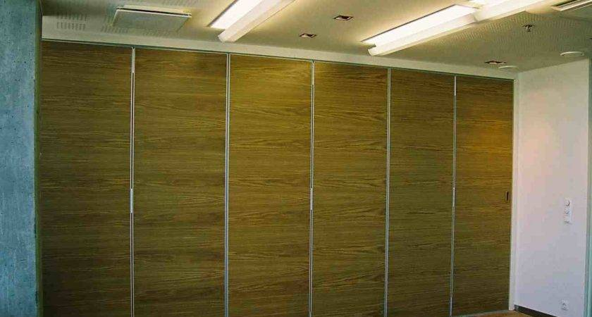 Movable Office Walls Wide Open Space