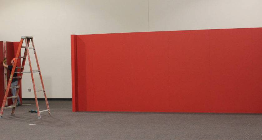 Moveable Portable Walls