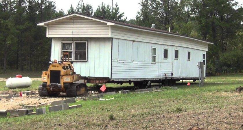 Moving Trailer House Youtube