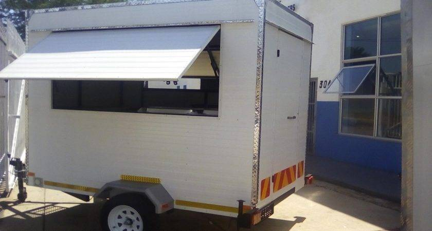 Msf Trailer Manufacturers Mobile Kitchens