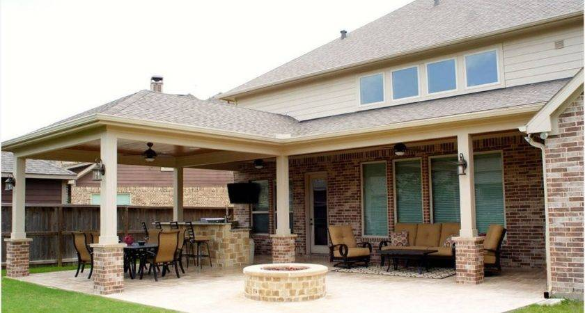 Much Does Cost Build Covered Patio Best