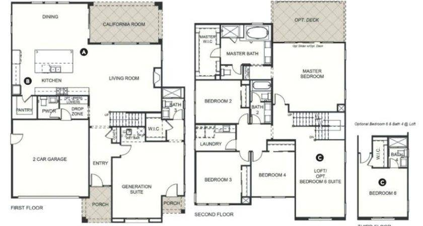 Multigenerational House Plans Kitchens