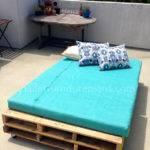 Multipurpose Rolling Diy Pallet Daybed Furniture