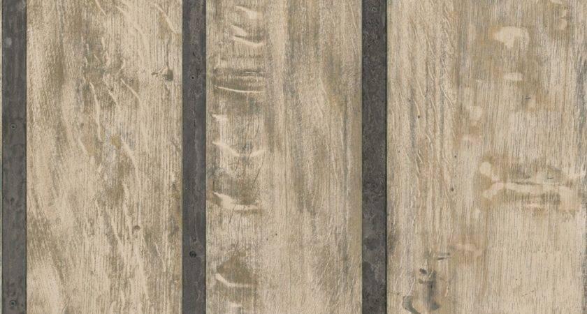 Muriva Just Like Wood Wall Wooden Textured Vinyl