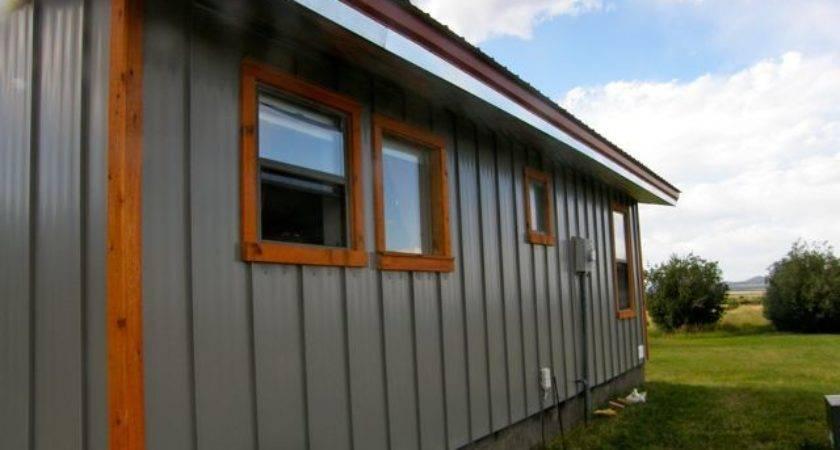 Nake Knits Little Metal House Prairie