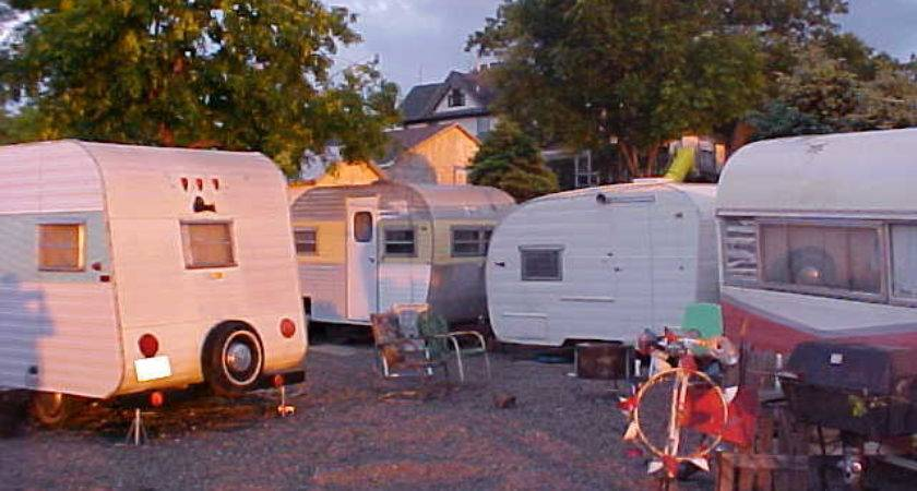 Nancy Vintage Trailers Sunset Trailer Park