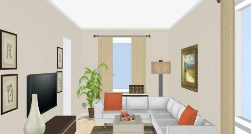 Narrow Living Room Layout Design Marvelous