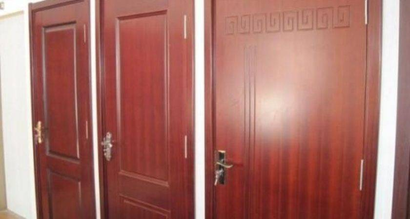 Natural Ash Veneer Painting Door Certificate Other
