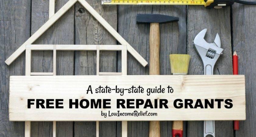 Need Help Home Repairs Get Repair Grants Low