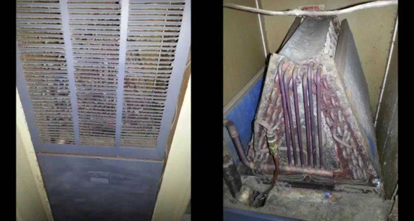 Neglected Intertherm Electric Furnace Hvac