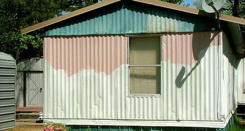 Neopolitan Paint Job Mobile Home Saline County