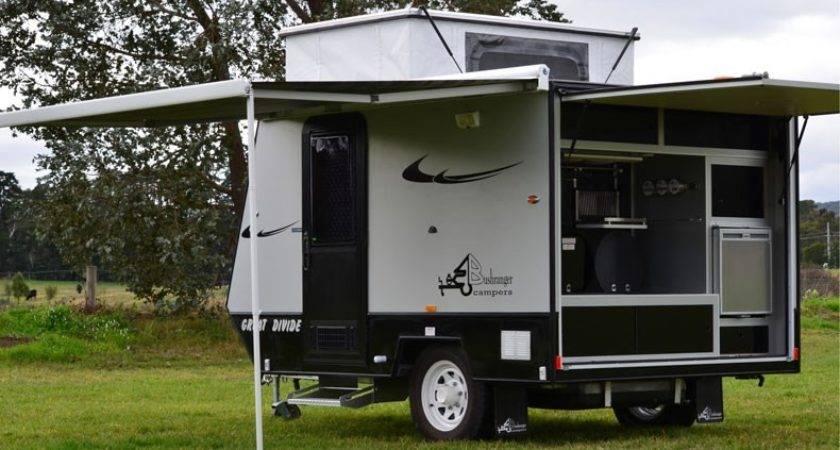 New Bushranger Campers Great Divide Caravans Sale