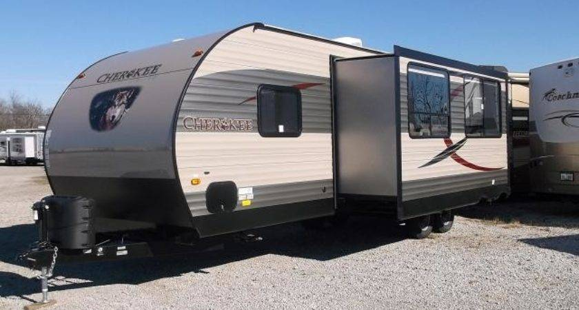 New Cherokee Bedroom Travel Trailer