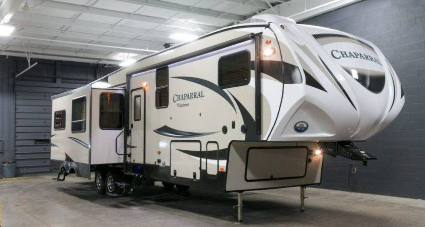 New Coachman Chaparral Mbrb Fifth Wheel Ebay