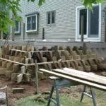 New Deck Bench Wrap Arounds Progressive Builders