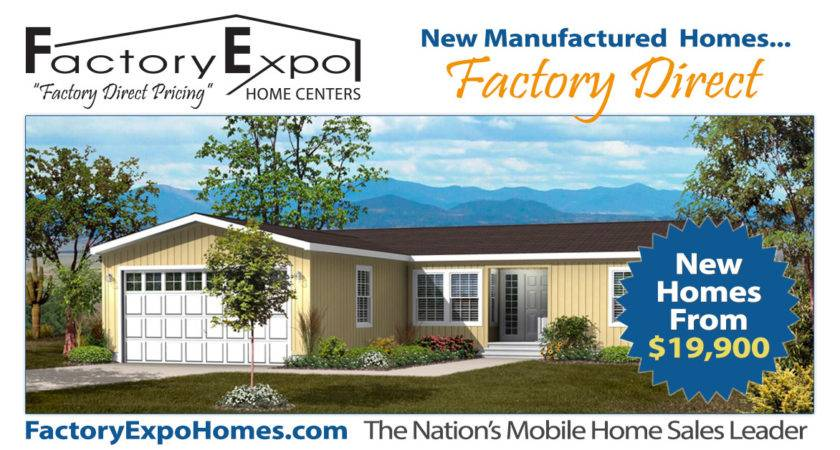 New Factory Direct Mobile Homes Expo Home Centers