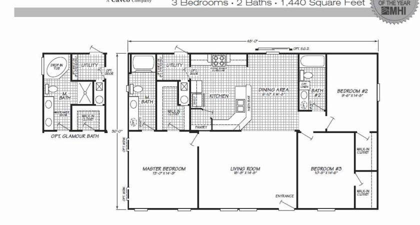New Fleetwood Mobile Homes Floor Plans Home