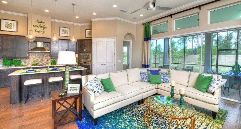 New Fully Furnished Decorated Model Homes