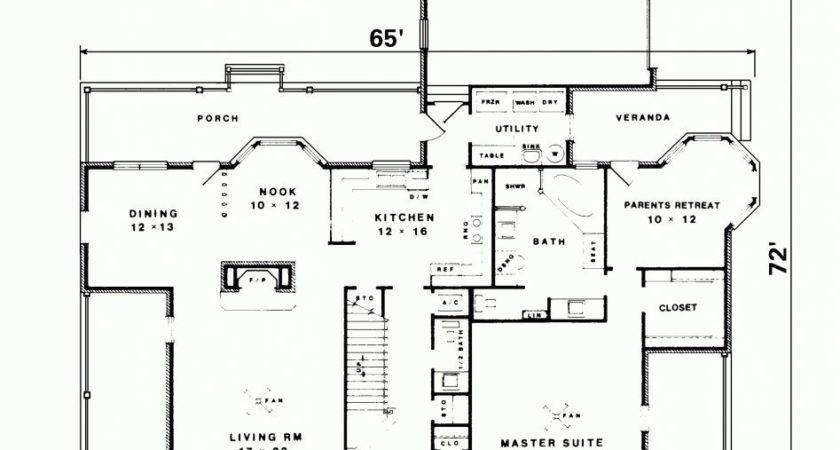 New Home Floor Plans House Plan
