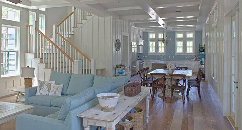 New Home Interior Design Coastal Turquoise