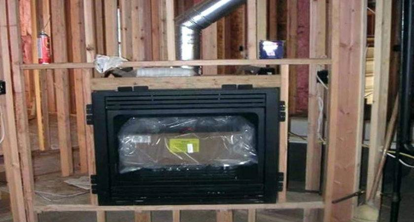 New Interior Installing Gas Fireplace
