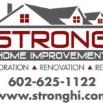 New Logo Strong Home Improvement Travis Yelp