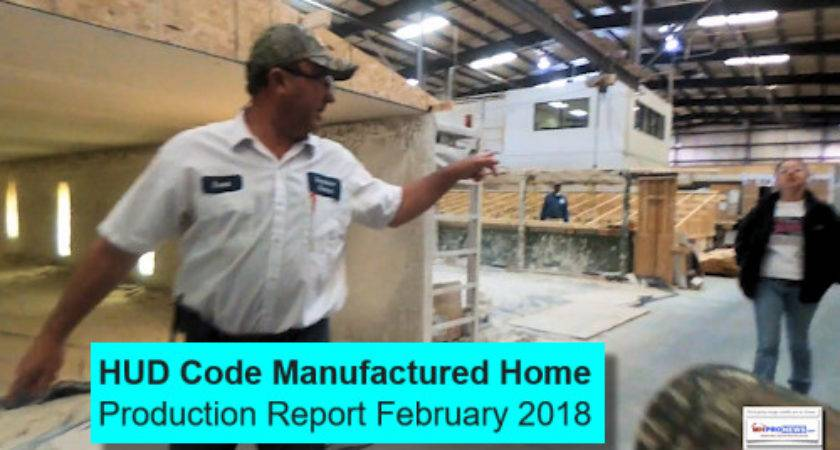 New Manufactured Homes Produced Daily Business News