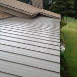 New Overhang Metal Roofing Buildstrong Construction