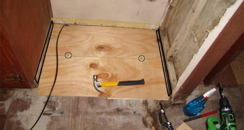 New Plywoold Subfloor Top Old One Flooring