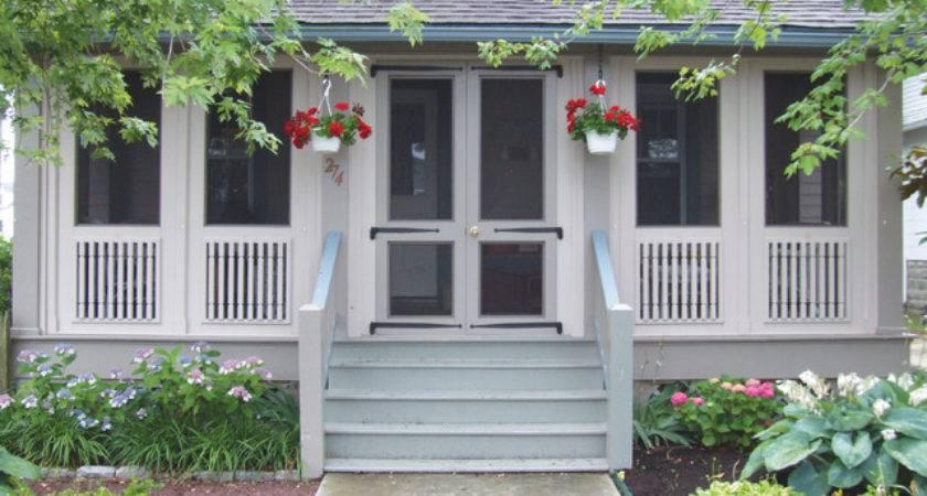 New Porch Enclosure Traditional Philadelphia