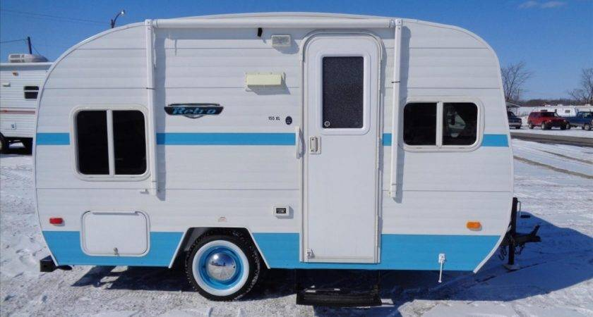 New Retro Campers Autos Post