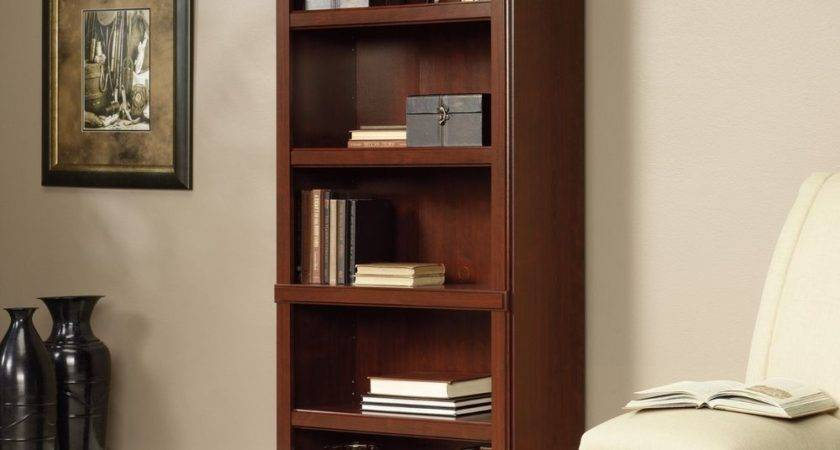New Sauder Heritage Hill Shelf Open Library Bookcase
