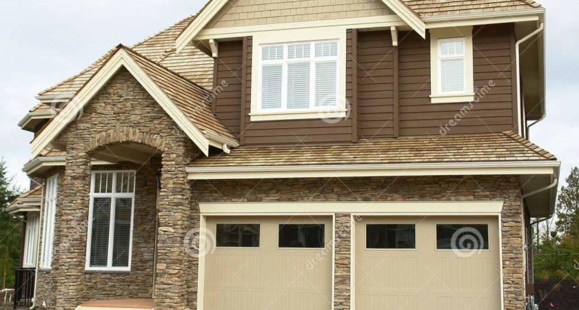 New Siding House Home Construction