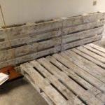 New Trend Wood Pallet Bed Frame Crustpizza Decor