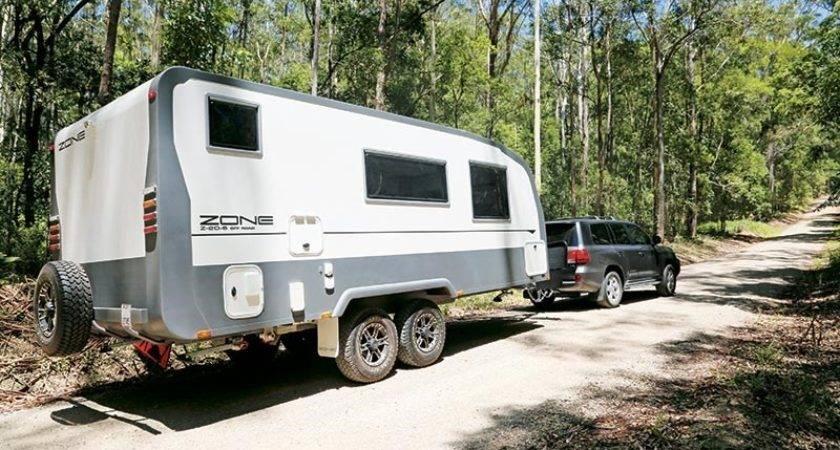 New Zone Offroad Caravans Sale