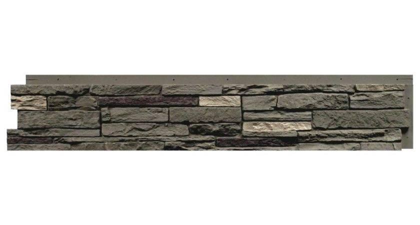 Nextstone Slatestone Pewter Faux Stone