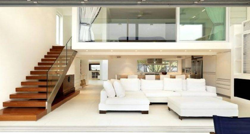 Nice House Inside Small Modern Home Decor