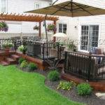 Nice Ideas Deck Designs Backyard Idea Patio