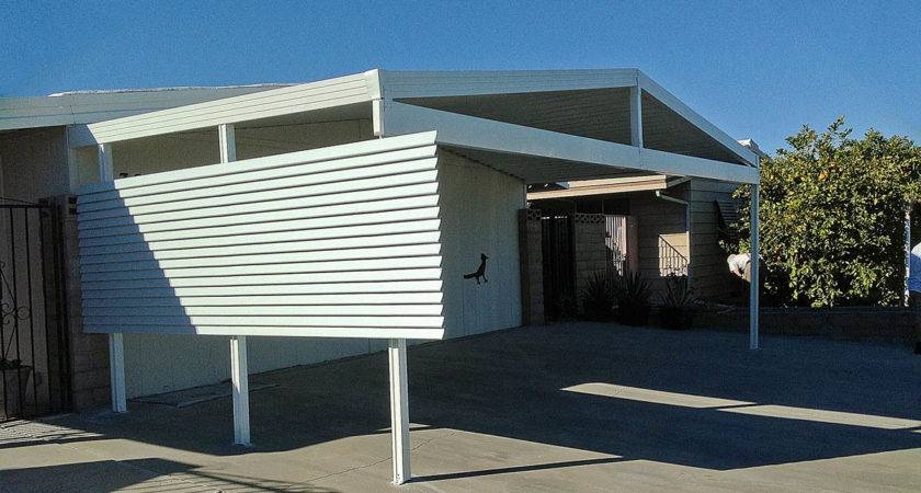 Nice Mobile Home Awnings Aluminum Awning