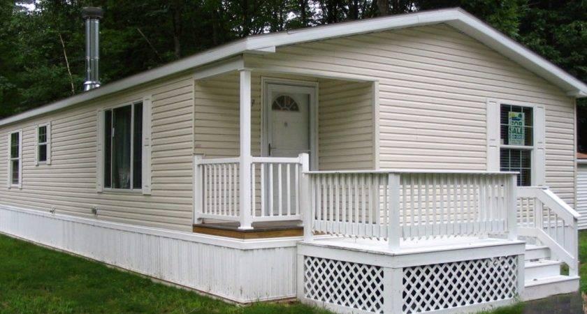 Nice Mobile Homes Land Sale