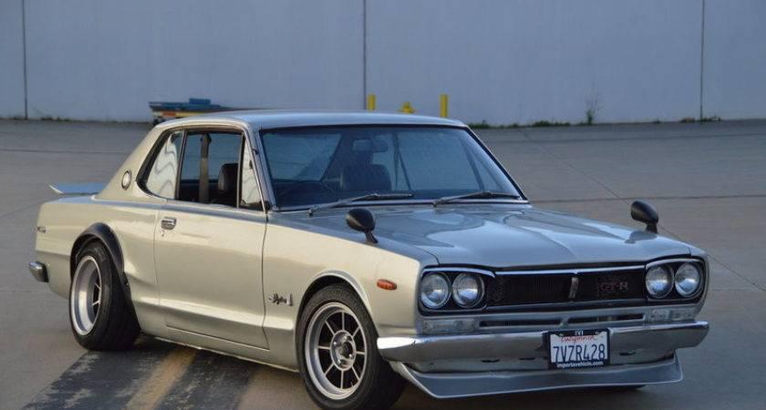 Nissan Skyline Gtx Toprank Motorworks