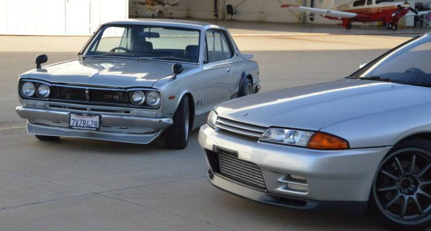 Nissan Skyline Gtx