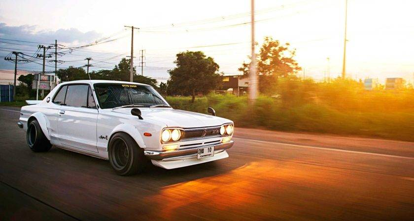 Nissan Skyline Kgc Straight Dome