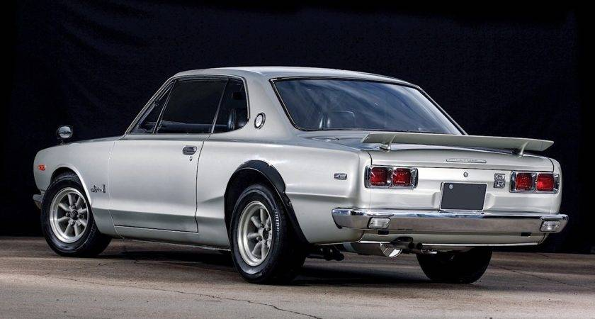 Nissan Skyline Kpgc Specs