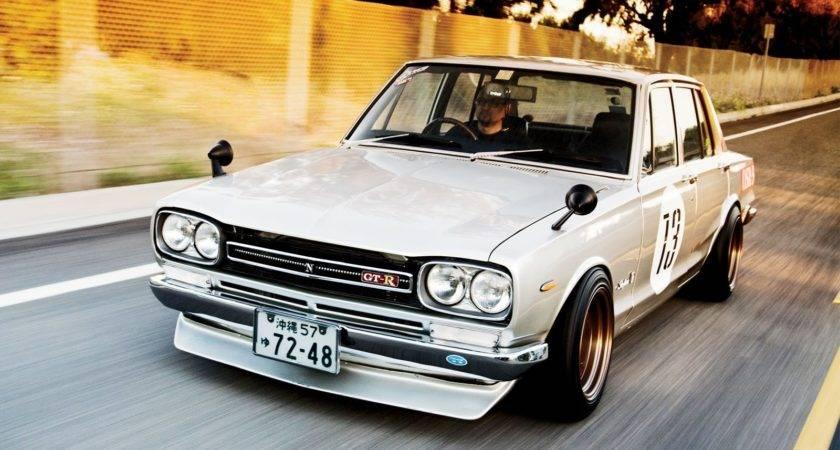Nissan Skyline Old School Flavor Modified