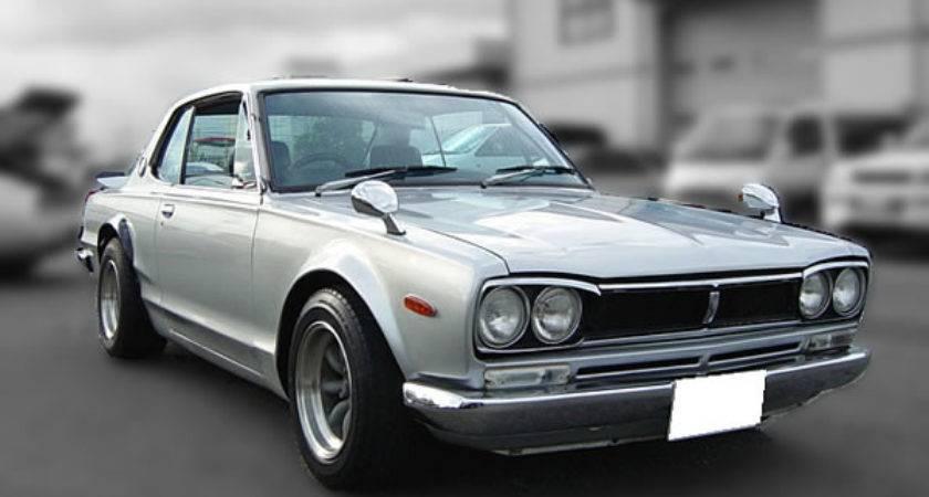 Nissan Vintage Kgc Skyilne Modified Look