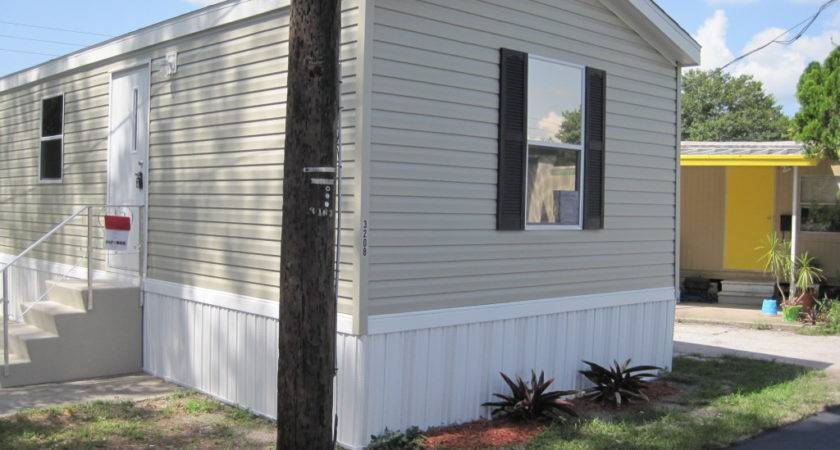Nobility Brand New Mobile Home Sale Saint Petersburg