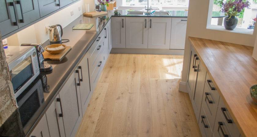 Oak Kitchen Wood Flooring